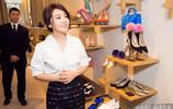 閆妮亮相品牌發佈會,被贊越來越美,越來越會穿!
