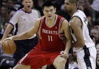 NBA史上五大背打高手,姚明上榜,第一人開掛
