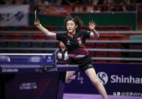 韓乒賽女單8進4焦點戰,國乒中生代對決:陳夢VS朱雨玲,誰的獲勝機率大?