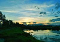 滇池最美晚霞攝影集
