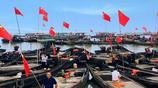 鄱陽湖春季禁漁期今天結束 這裡再現捕魚開捕的風俗習慣