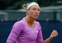 WTA諾丁漢站:維克梅耶爾首戰告捷,羅布森遺憾失利