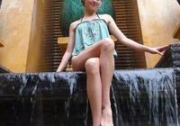 香港第一美腿曾與甄子丹同居4年,至今沒有生育,今48歲風采依舊