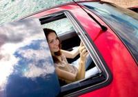 """""""汽車天窗""""有大用處,很多車主把車開報廢都不知道,真的浪費了"""