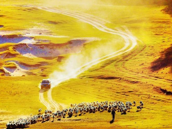 烏蘭布統草原,赤峰的明珠