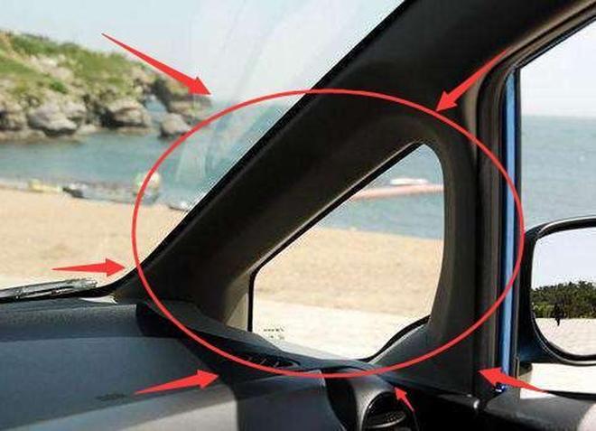 開了30年車,竟不知道汽車的三角窗有什麼用處?原來作用這麼大啊