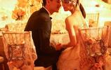 陳曉陳妍希結婚禮服,重點是全程對陳妍希寵溺的眼神!