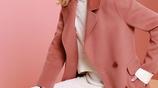 這麼氣質的糖果色外套你肯定沒見過,35歲嫂子穿出聚會,都誇減齡