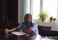 市局黨委委員、副局長黃玉凱到我局調研指導工作