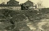 老照片:1941年山海關孟姜女廟