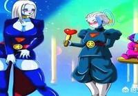 《龍珠超》的大神官是宇宙前五,老婆會是宇宙前三嗎?