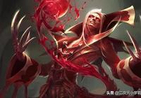 吸血能力最強的4個英雄,吸血鬼墊底,他殘血變滿血只需要A一下!