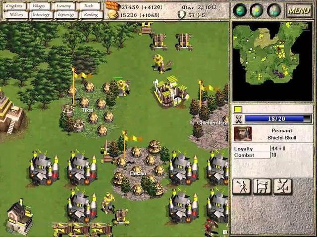 RTS遊戲編年史(三):3D時代到來
