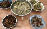 回媽媽家吃飯,簡單的四菜一湯,好吃又營養,全家人都喜歡