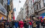 土耳其也有人山人海的街道,熱鬧場面堪比西安永興坊和回民街!