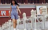 回顧90年代中國老照片:圖3的美女很漂亮,圖8是童年最美的回憶!