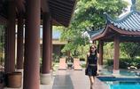 文藝女神楊恭如,身高168cm,身材高挑,44歲依舊美如少女!