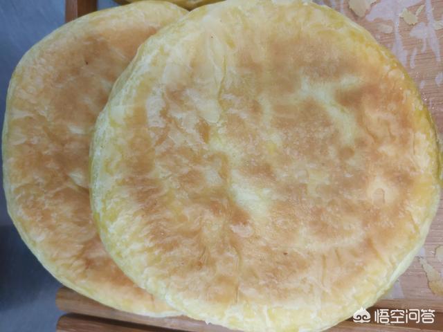 為什麼有的餅是半發麵的?為什麼要半發麵,目的是什麼?如果全發麵可以嗎?