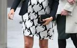 梅根孕晚期暴露的4個小細節,無一不說明她將時尚看得很重