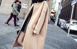 避開這些穿大衣的誤區,矮個子也能穿出170既視感