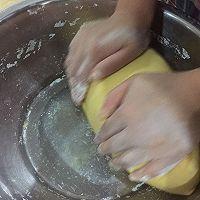黃金南瓜餅的做法