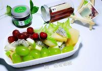 水果皇后-甘草梅汁水果