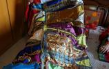 蒙古族刺繡以凝重質樸取勝,蒙古人在生活中提煉出的精緻生活藝術