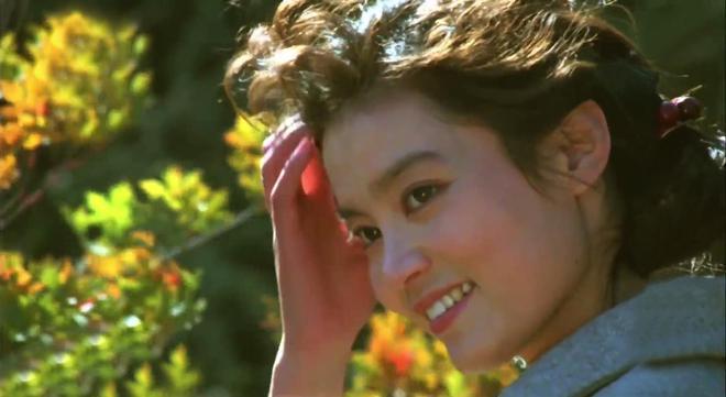 1981年,11張美照,記錄潘虹的優雅與美麗,難忘那雙憂鬱的大眼睛