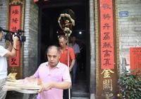 天河|珠村舉行散龍船標儀式,端午龍船活動來年再見
