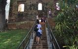 馬來西亞聖保羅教堂之旅,周圍很繁榮,真的很棒很值得參觀