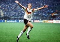 德國隊的兩代K神:全方位比較克洛澤與克林斯曼的各項能力