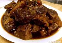 寧波傳統紅燒牛肉怎麼燒?