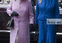 92歲英國女王好隨和,小朋友送她花掉到地上,奶奶特意彎腰去撿!