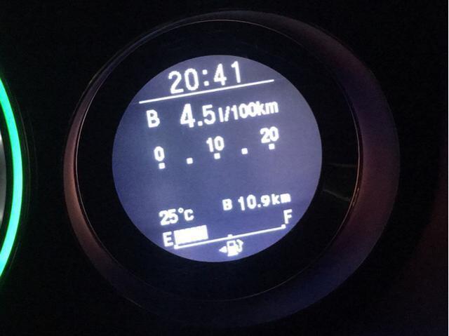 本田XR-V真實油耗多少?