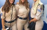 身材,顏值不輸大明星,以色列女兵被公認為顏值最高的軍隊!