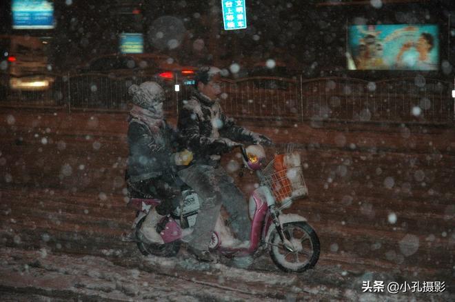 十年前的鄭州下了一場60年一遇的暴雪, 你還記得嗎?