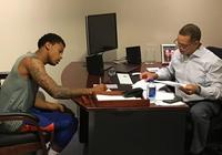 官方:尼克斯正式簽下特雷-伯克