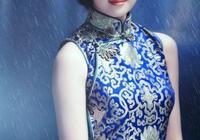 劉亦菲旗袍照,張曼玉旗袍照,章子怡旗袍照!女星穿旗袍很有韻味