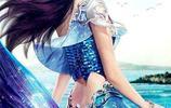 趙麗穎楊穎林允,范冰冰宋茜謝娜,誰是最靚的美人魚
