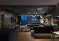 室內案例 基輔現代公寓