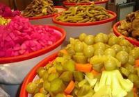 隨筆:五顏六色的埃及泡菜