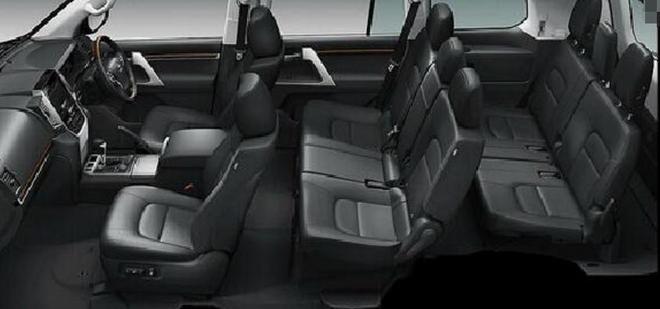 日本本土版豐田陸巡,外形更精緻售價僅國內一半
