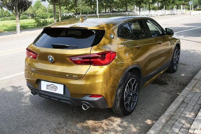 「侃友聊愛車」豪華品牌的另類之選 寶馬X2車主獨白