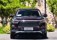 國產車被世人記住,上市5月賣出12000+,售價11萬要向H6討教