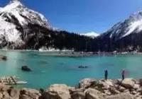 你知道318國道,但國道上的然烏湖你知道嗎?風景美到爆!