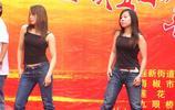 圖片記憶:2007年,12年前,成都錦江區的街頭演出