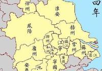 安徽為什麼位列長三角,當年安徽與江蘇同屬一個省