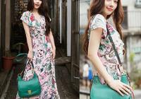 穿花裙子的季節來了 郭碧婷水果姐安妮海瑟薇都喜歡 你看誰好看?