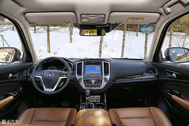 長安CS95上市/定位中大型SUV