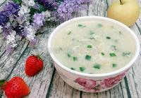 蝦皮韭菜粥